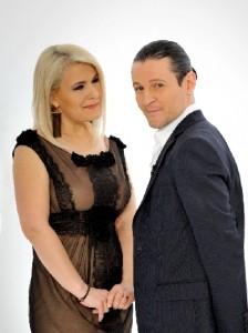 Liana Stanciu si Costea Lupescu - foto TVR