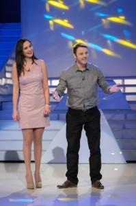 Alexandra si Matei - foto TVR