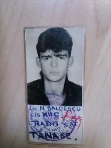 Catalin Radu Tanase 18 ani