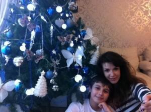 Alina si fiul