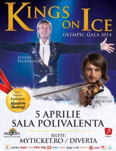 Vizual Kings On Ice Olympic Gala
