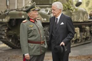 Niels Arestrup si Andre Dussollier - Diplomatie