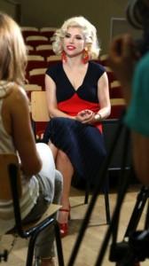 Loredana - interviu France 2