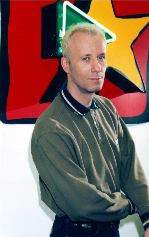 Andrei_Gheorghe_in 1996 la PRO FM