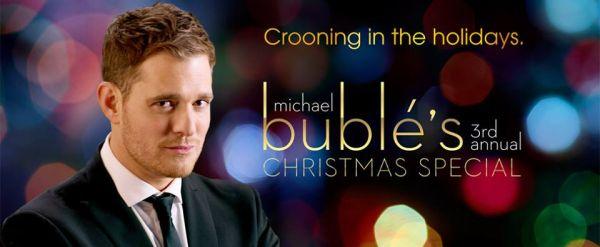 Craciun cu Michael Buble afis