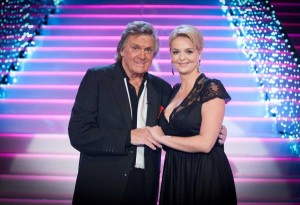 Florin Piersic si Iuliana Marciuc, Revelion TVR 1