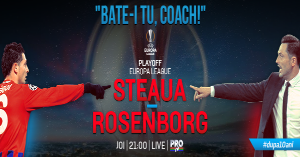 Steaua - Rosenborg