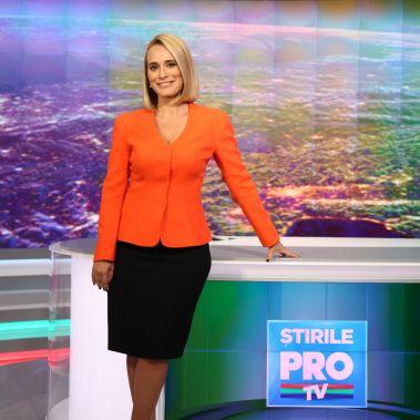 Andreea Esca, Stirile PRO TV