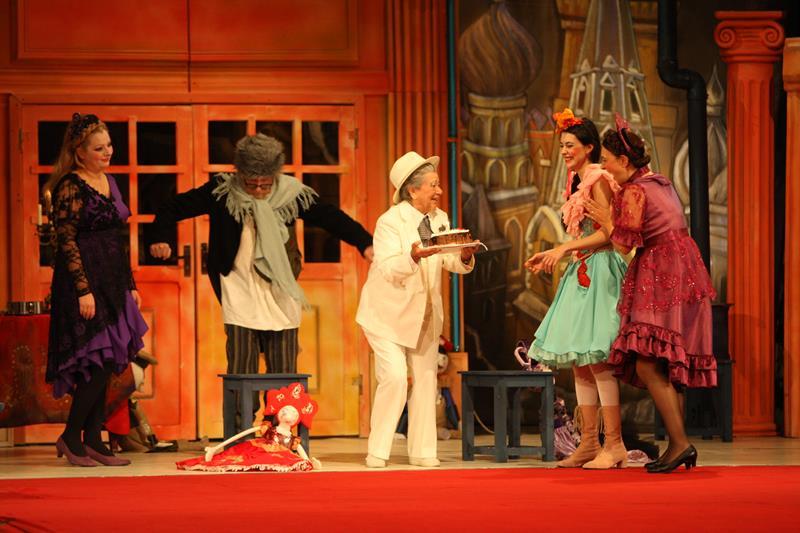 Premiere în stagiunea de toamnă a Teatrului Național de Televiziune