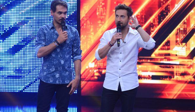 Răzvan Simion, dădacă în culisele X Factor