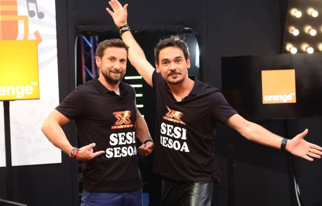 Răzvan Simion, dădacă în culisele X Factor1