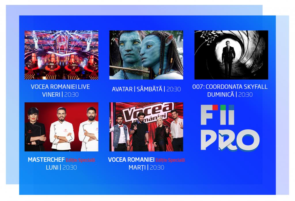 PRO TV - 1 decembrie