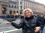 Anca Vereanu, vacanta in Italia