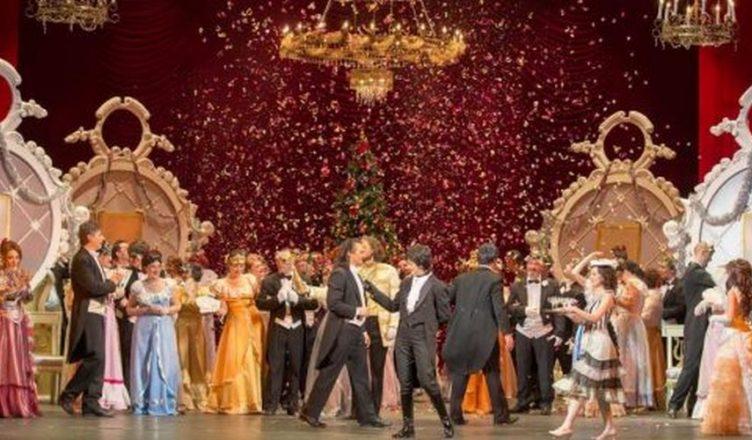 R gala de revelion a Operei din Chisinau