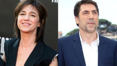 Charlotte Gainsbourg şi Javier Bardem
