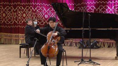 violoncelist